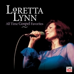 Lynn, Loretta - All Time Gospel Favorites CD Cover Art