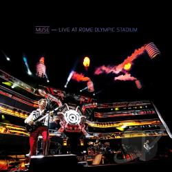 Muse - Live at Rome Olympic Stadium CD Cover Art