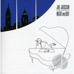 Jackson, Joe - Night & Day CD Cover Art
