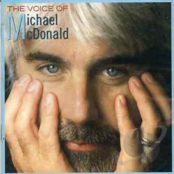 Mcdonald, Michael - Voice of Michael McDonald CD Cover Art