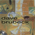 Brubeck, Dave - Vocal Encounters CD Cover Art