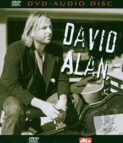 Alan, David - David Alan DVA Cover Art