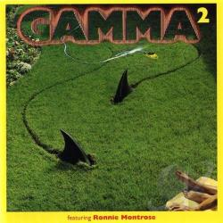 Gamma - Gamma 2 CD Cover Art