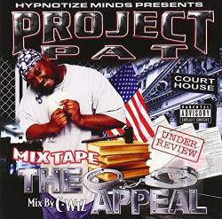 Project Pat - Mix Tape: The Appeal CD Cover Art