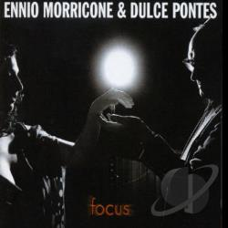 Morricone, Ennio - Focus CD Cover Art