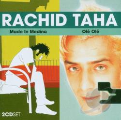 Taha, Rachid - Made In Medina/Ole Ole CD Cover Art