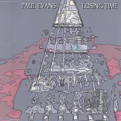 Evans, Paul - Losing Time CD Cover Art