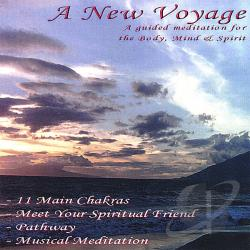 Leonard, Claude - New Voyage CD Cover Art
