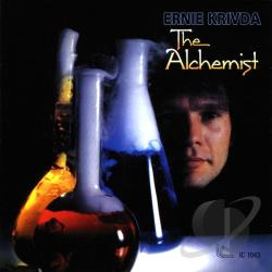 Krivda, Ernie - Alchemist CD Cover Art