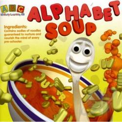 Alphabet Soup - Alphabet Soup CD Cover Art