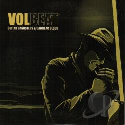 VolBeat - Guitar Gangsters & Cadillac Blood LP Cover Art
