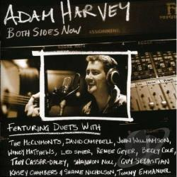 Harvey, Adam - Both Sides Now CD Cover Art