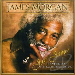 Morgan, James - Just James CD Cover Art