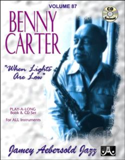 Carter, Benny - Benny Carter CD Cover Art
