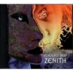 Venus Fly Trap - Zenith CD Cover Art