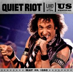 Quiet Riot - Live at the Us Festival 1983 CD Cover Art
