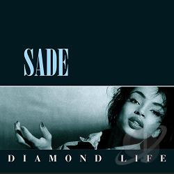 Sade - Diamond Life CD Cover Art