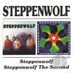 Steppenwolf - Steppenwolf/Steppenwolf the Second CD Cover Art