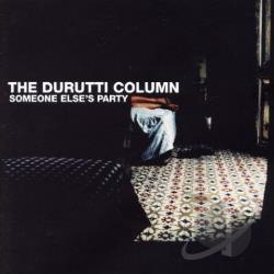 Durutti Column - Someone Else's Party CD Cover Art