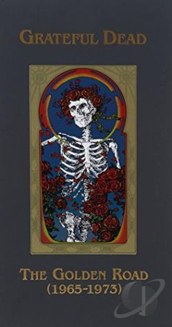 Grateful Dead - Golden Road (1965-1973) CD Cover Art