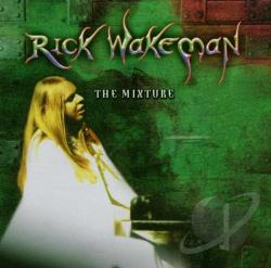 Wakeman, Rick - Mixture CD Cover Art