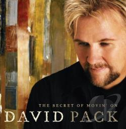 Pack, David - Secret of Movin' On CD Cover Art