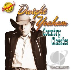 Yoakam, Dwight - Country Classics CD Cover Art