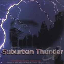 Oster, Michael - Suburban Thunder CD Cover Art