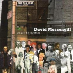 Massengill, David - We Will Be Together CD Cover Art