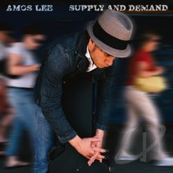 Lee, Amos - Supply and Demand CD Cover Art