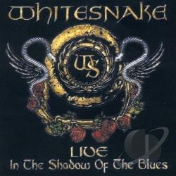 Whitesnake - Live... In the Shadow of the Blues CD Cover Art