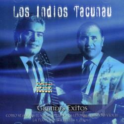 Tacunau, Indios - Coleccion Aniversario CD Cover Art