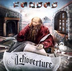 Kansas - Leftoverture CD Cover Art