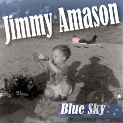 Amason, Jimmy - Blue Sky CD Cover Art