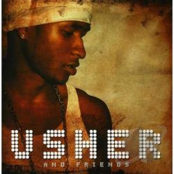 Usher - Usher & Friends CD Cover Art