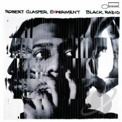 Glasper, Robert Experiment - Black Radio CD Cover Art