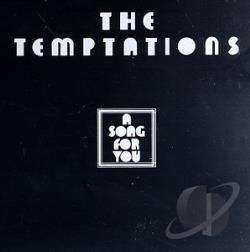 Temptations - Song for You CD Cover Art