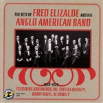 Elizalde, Fred - 1928-1929: The Best of Fred Elizalde & His Anglo American Band CD Cover Art