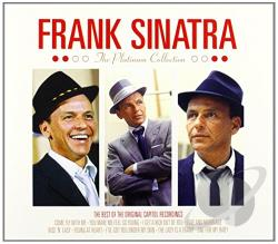 Sinatra, Frank - Hits: Platinum Collection CD Cover Art