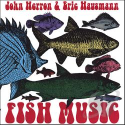 Herron, John - Fish Music CD Cover Art