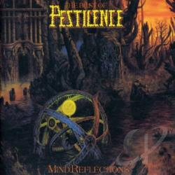 Pestilence - Mind Reflections CD Cover Art