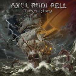 Pell, Axel Rudi - Into the Storm CD Cover Art