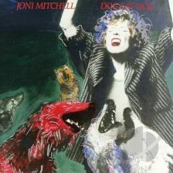 Mitchell, Joni - Dog Eat Dog CD Cover Art