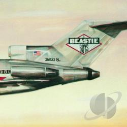 Beastie Boys - Licensed to Ill CD Cover Art