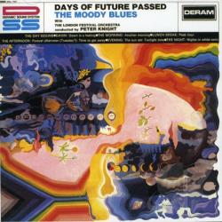 Moody Blues - Days Of Future Passed CD Cover Art