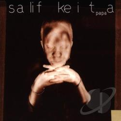 Keita, Salif - Papa CD Cover Art