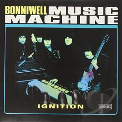 Music Machine - Ignition LP Cover Art