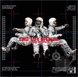 De La Soul - AOI: Bionix CD Cover Art