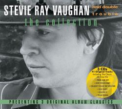 Vaughan, Stevie Ray / Vaughan, Stevie Ray & Double Trouble - Collection CD Cover Art