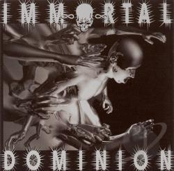 Immortal Dominion - Awakening: The Revelation CD Cover Art